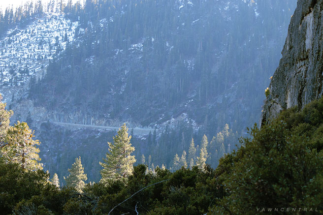 Emerald Bay Hiking Trail