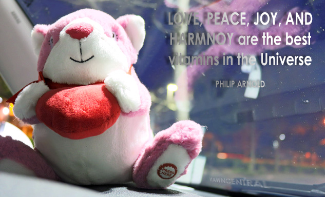 Peace quotes best vitamins in the universe philip arnold