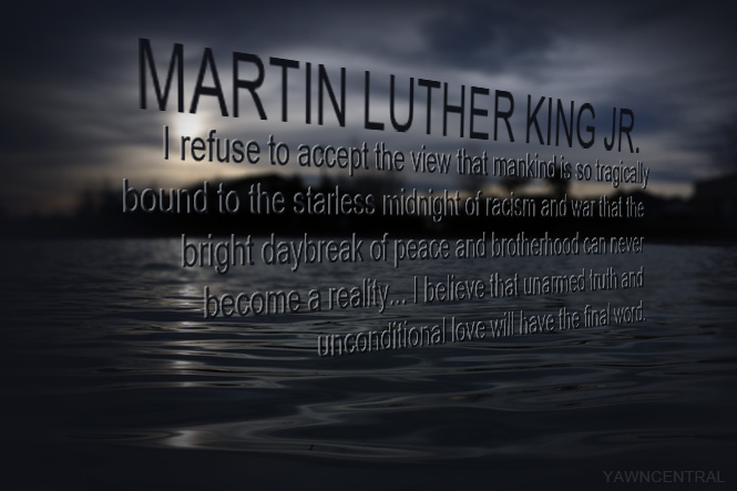 peace quotes martin luther king jr starless nights