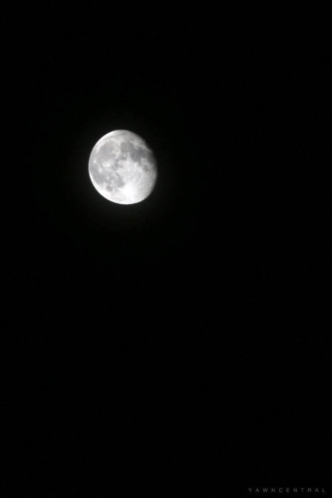 semi full moon