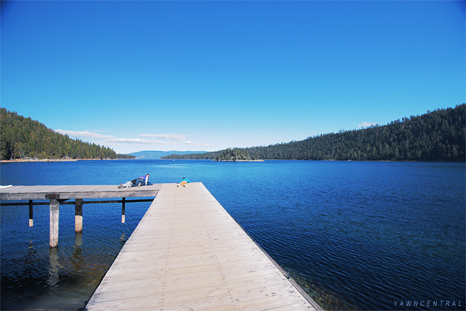 Emerald Bay Dock